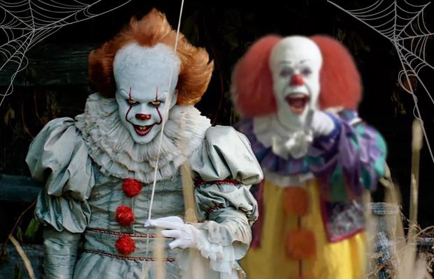 Stephen Kings Clown Costumes
