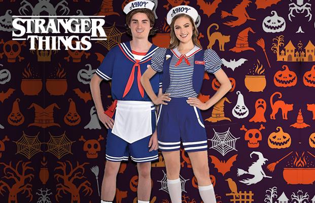 Stranger Things Halloween Costumes